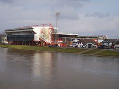 City Ground, Nottingham Forest.                           My Home Ground