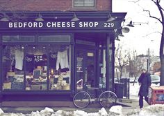 Bedford Cheese Shop, Williamsburg NYC