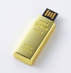Look to my usb gold storage...