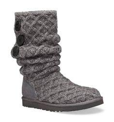UGG Australia Lattice Cardy Boot || ShoeVillage.com Authorized UGG Australia Dealer