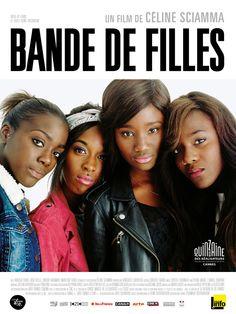 GIRLHOOD written and directed by Céline Sciamma and starring Karidja Touré, Assa Sylla, Lindsay Karamoh, and Mariétou Touré - Women in Film