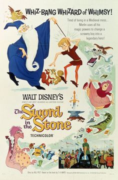TBT: See All 53 Walt Disney Animation Movie Posters | Oh My Disney  http://blogs.disney.com/oh-my-disney/2014/01/09/tbt-see-all-53-walt-disney-animation-movie-posters/