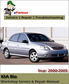 kia sportage service repair manual 2005 2010 kia service manual rh pinterest com Common Problems with Kia Rio Kia Rio Problems Complaints