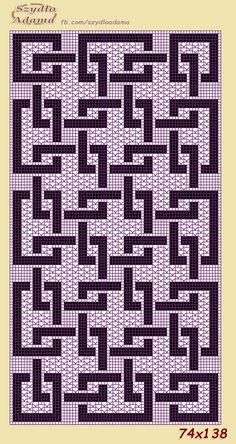 Filet Crochet, Crochet Cross, Crochet Chart, Thread Crochet, Crochet Doilies, Crochet Stitches, Knit Crochet, Crochet Flower Tutorial, Crochet Flower Patterns
