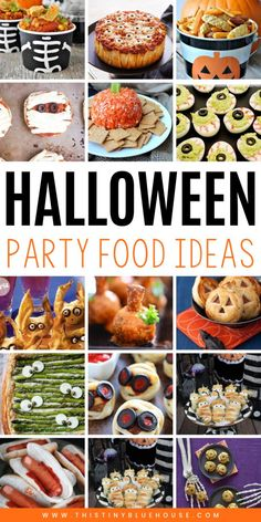 Here are over 40 best Halloween party finger foods and appetizer ideas. Here are over 40 best Halloween party finger foods and appetizer ideas. If you are hosting a Hallow Plat Halloween, Halloween Treats For Kids, Halloween Dinner, Halloween Food For Party, Halloween Desserts, Halloween Birthday, Halloween Cookies, Halloween Party Decor, Spooky Halloween