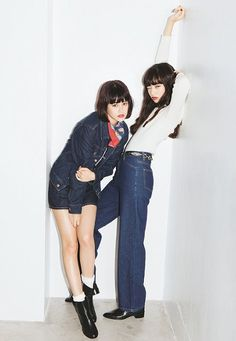 Ref (Sitter Models) x Minswara Human Poses Reference, Pose Reference Photo, Harajuku Fashion, Lolita Fashion, Nana Komatsu, Japanese Models, Japanese Girl, Group Poses, Poses References
