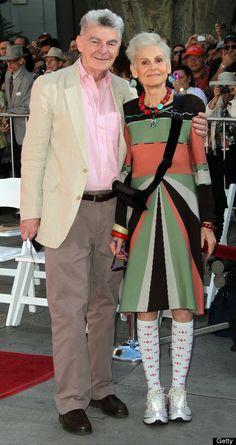 Richard Benjamin and Paula Prentiss married 50 years.