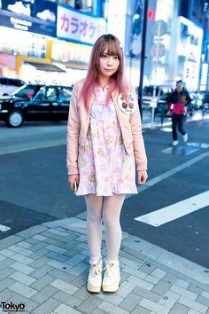 Ami | 24 February 2014 | #Fashion #Harajuku (原宿) #Shibuya (渋谷) #Tokyo (東京) Japan (日本)