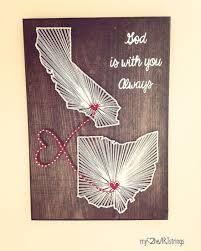 Resultado de imagem para string art two states