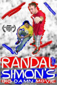 Nice, I love it -  Randal & Simon's Big Damn Movie / http://www.holidaygoodness.com/randal-simons-big-damn-movie/
