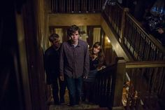 Freddie Highmore and Vera Farmiga are just hitting their stride on 'Bates Motel's.'