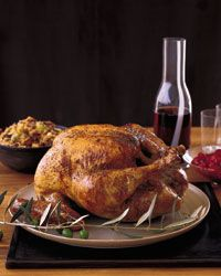 Perfect Roast Turkey Recipe from chef Pamela Anderson has created the Perfect recipes, her  books are my Bibles.