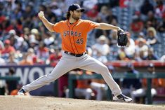 Astros owner says Houston might make a run at re-signing Gerrit Cole, but theres a catch that makes it unlikely Mlb Players, Baseball Players, Mlb Wallpaper, Justin Verlander, All Team, Free Agent, Best Series, Second World, Houston Astros