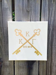 Kappa Kappa Gamma Hipster Key Canvas Square by Luxeworthy on Etsy Big Little Basket, Big Little Gifts, Kappa Kappa Gamma, Delta Gamma, Sorority Life, Sorority Canvas, Owl, Sorority Crafts, Greek Art