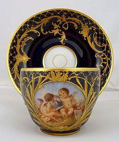 Judith Ravnitzky, specialist in European porcelain and fine glass online catalog - Antiques, Decorative Art, Ceramics, German, Porcelain