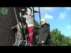 Ritt auf dem Windmühlenflügel Bungee Jumping, Tv, Television Set, Television