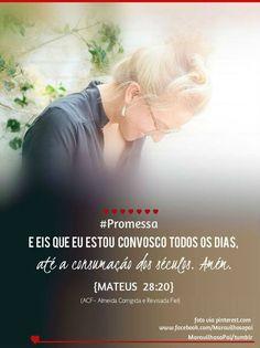 Mateus 28.20