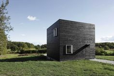 Vivienda en Normandía / Beckmann-N'thepe Architectes (Bellavilliers, Francia) #architecture