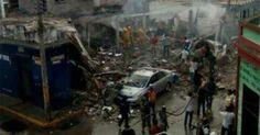 Fuerte explosión se registra en tienda de pirotecnia - EL DEBATE