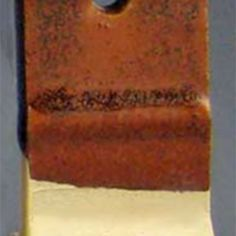 Category: Glaze, Iron, Kaki, Tomato Red, Author: John Post, Notes: From John Post @ http://www.johnpost.us/ http://www.macomb.k12.mi.us/utica/burr/art/JohnPost-2014/main-pages/iron-reds.html The base for this glaze comes from the Currie grid test I ran of Pete's glaze. Number 13 on the grid was used. I ran a line blend from 0-20% with natural red iron oxide. In this line blend each glaze also had 2% light rutile added. The tile that had 10% red iron came out a nice pumpkin orange due to the…