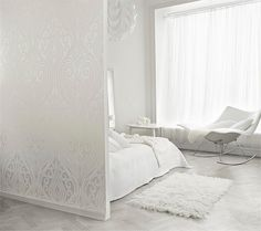 white done right. modern style