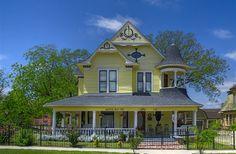Hattie May Inn in Fort Worth, Texas | B&B Rental