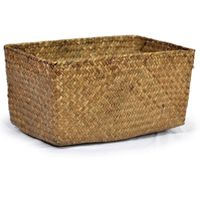 Alexa Utility Basket - Medium $4.50 - perhaps great for bathroom shelf storage. Awesome site for inexpensive baskets!