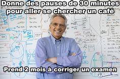 Professeur d'université