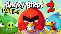 ANGRY BIRDS 2 Android iOS Walkthrough   Gameplay Part 4   Cobalt Plateau...