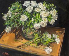 le bouquet de Léa 100x81 www.zutter-isabelle.com
