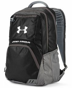 Under Armour Bag, Exeter Backpack - Active Accessories - Men - Macy's