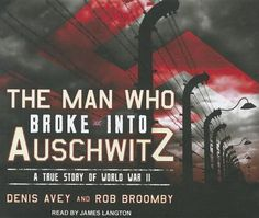 Extraordinary true story.  Summer, 1944: A British soldier, Denis Avey marched willingly into the notorious concentration camp, Buna-Monowitz (Auschwitz III).    Having heard of the brutality meted out there, he was determined to witness what he could.  Swapping places with a Jewish inmate, he smuggled himself in and spent the night there. Twice.  Avey  experienced firsthand the cruelty of a place where slave workers had been sentenced to death through labor.  Astonishingly, he survived…