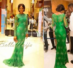 Image from http://i00.i.aliimg.com/wsphoto/v0/2049534128_1/Stunning-Miss-Nigeria-Long-Sleeves-Green-Mermaid-Celebrity-Inspired-Dress-Lace-Females-New-Style-Formal-Evening.jpg.