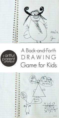 Preschool Art, Craft Activities For Kids, Crafts For Kids, Camping Activities, Teaching Activities, Educational Activities, Craft Ideas, Drawing Games For Kids, Art For Kids