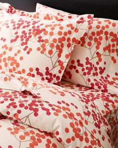Bittersweet Supima® Flannel Bedding #patternpod #DIY #giftsfor