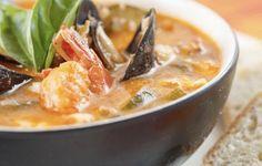 Zuppa veloce di pesce, ricetta chic pronta in pochi minuti! | Cambio cuoco