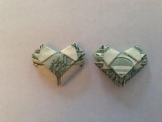 Who likes to make origami? Well, talking about origami, we're acquainted with a designer artist named Won Park. He's good at making cool origami. In fact, he can make origami using the money. It is a Dollar Bill Origami. Diy Origami, Origami Gifts, Money Origami, Origami Folding, Paper Crafts Origami, Origami Design, Paper Folding, Origami Envelope, Gift Envelope