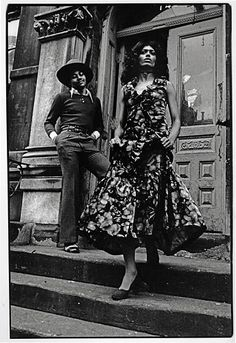"""Harlem, 1970"" by Anthony Barboza, in ""Posing Beauty In African American Culture,"" curated by Deborah Willis"