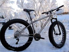 do you have a fat bike? :)