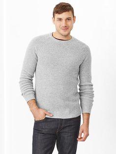 https://yroo.com/af/1893489/ruid/21327 Gap Men Cashmere Wool Waffle Sweater Size XL Tall - light gray heather | 19% OFF