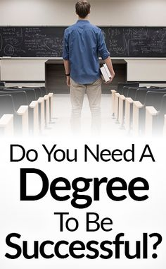 5 Reasons College Does NOT Equal Success