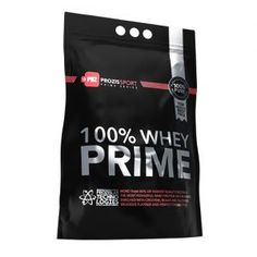 Prozis Sport 100% Whey Prime - The time to move forward has come, join the revolution! Stop living in the past and experience the future of whey, with 100% WHEY PRIME
