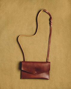 The simplest envelope cross-body you can take practically anywhere. #etsyfashion