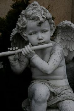 Beautiful Angel Statues