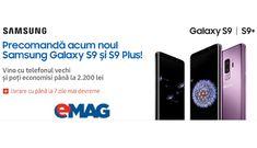 In cazul in care precomanzi noul Galaxy S9 sau S9 Plus si optezi pentru returnare telefonului vechi, poti beneficia de o reducere, iar in cazul lui eMAG reducerea poate ajunge [...]