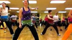 Zumba leg workout - So Fine, Sean Paul