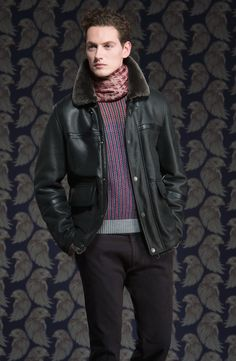 Tru Trussardi Fall/Winter 2015 Men's Collection Goes for Smart + Casual