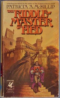The Riddlemaster of Hed, by Patricia A. McKillip | 13 Fantasy Novels That Are Good Despite Their Covers