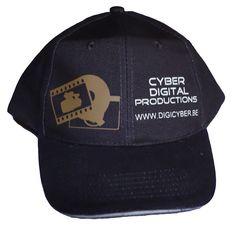Een voorbeeld baseball cap