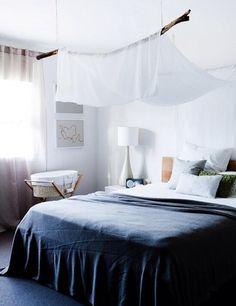 Hang mosquito net?